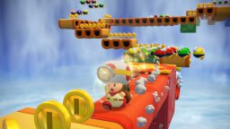 Captain Toad: Treasure Tracker si mostra in video