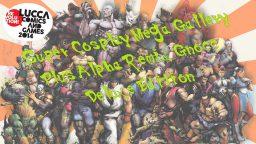 Lucca Comics Super Cosplay Mega Gallery Plus Alpha Remix Gnocc Deluxe Edition