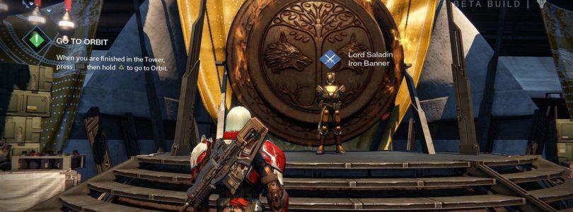 Destiny: Nuovo Update 1.0.3 nuove funzioni e Iron Banner