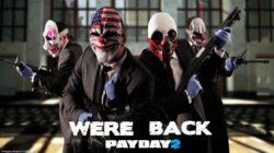 Una cascata di novità in arrivo su PayDay 2