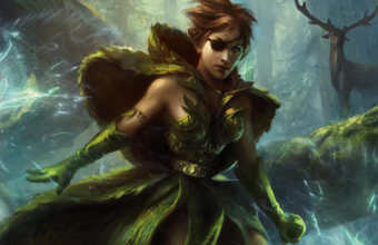 Magic Soul – Commander 2014: Guidato dalla Natura