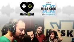 """GameSoul & Radio KissKiss sulla stessa """"frequenza"""""""