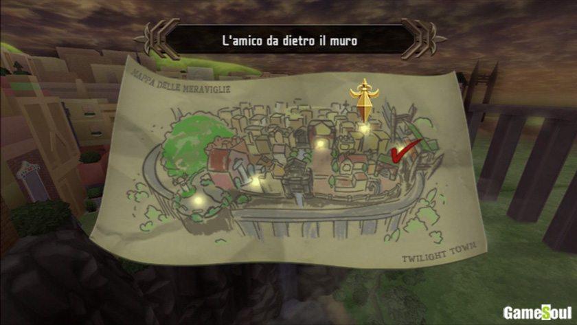 KH II Final Mix Guida Completa I: Map