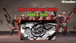 10 idee regalo per Natale: Geek & Tech
