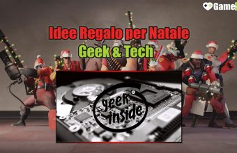 10 idee regalo per Natale: Geek & Tech