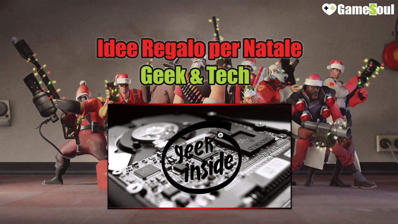 10 idee regalo per natale geek tech for Regalo per cognata natale