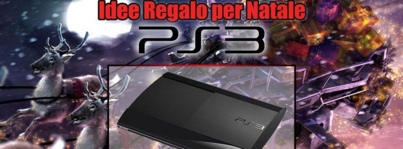 10 idee regalo per Natale: PlayStation 3