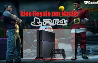 10 idee regalo per Natale: giochi ed accessori PS4