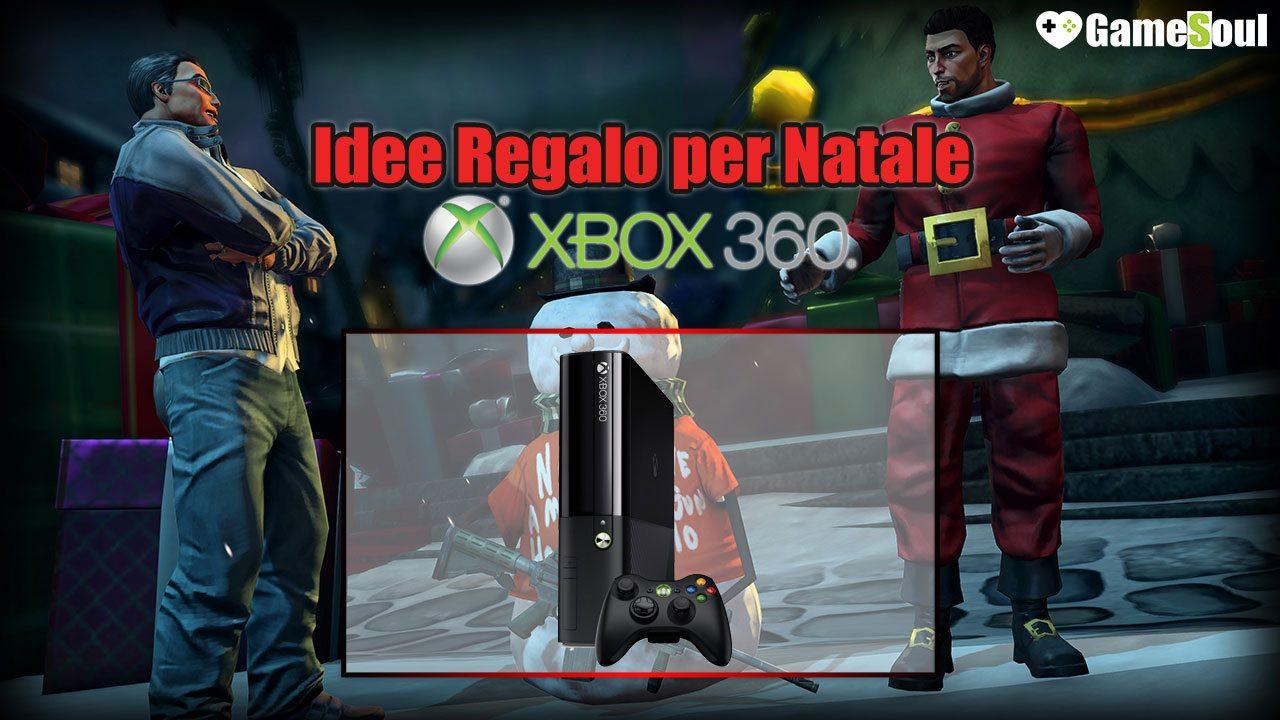 10 idee regalo per natale xbox 360 for Regalo per cognata natale