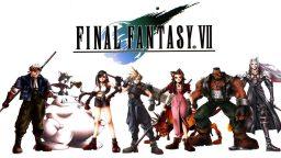 Final Fantasy VII su Ps4 nel 2015