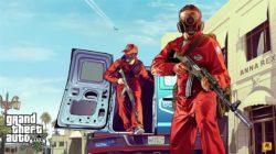 GTA V Online: notizie e trailer sulle rapine