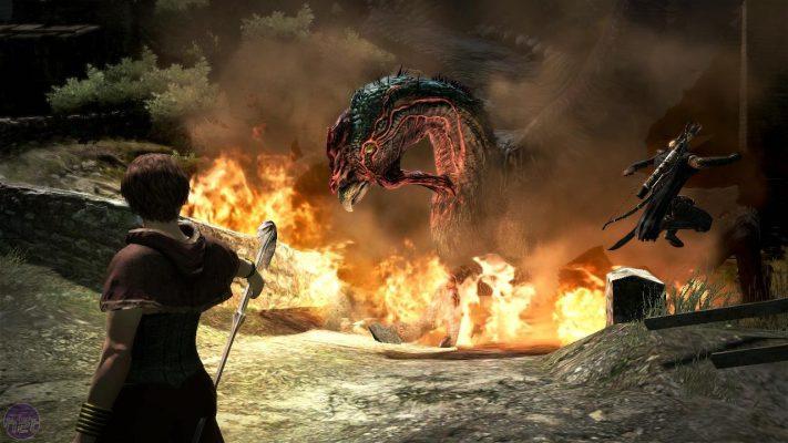 Dragon's Dogma Online registrato in Giappone