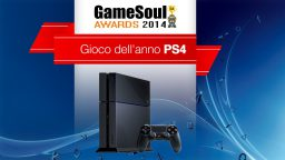 Gioco dell'anno PS4 – GameSoul Awards 2014