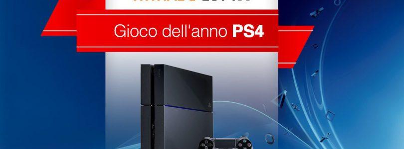 Gioco dell'anno PS4 – GameSoul Awards 2014