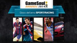 Gioco dell'anno Sport/Racing – GameSoul Awards 2014