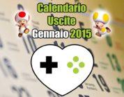 Calendario Uscite Giochi: Gennaio 2015