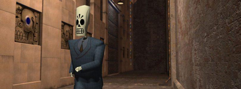 Trailer di lancio per Grim Fandango Remastered