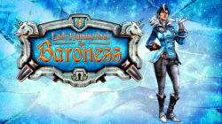 Borderlands THC The Baroness Trailer ITA