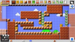 Piccolo ritardo per Mario Maker