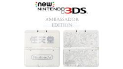 New Nintendo 3DS Ambassador Edition per alcuni fan Europei