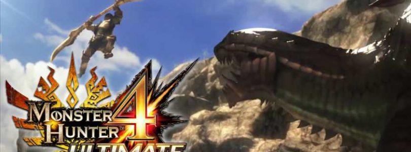 Monster Hunter 4 Ultimate – Le reazioni della stampa internazionale
