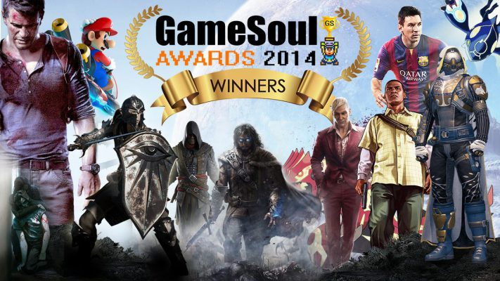 GameSoul Awards 2014 – I Vincitori