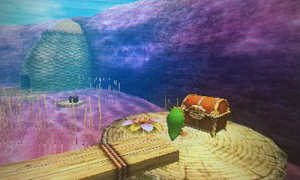 Majora's Mask frammento cuore 10
