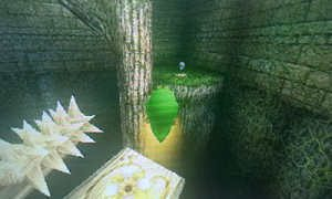 Majora's Mask frammento cuore 20