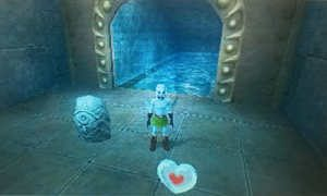 Majora's Mask frammento cuore 22