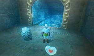 Majora's Mask frammento cuore 22