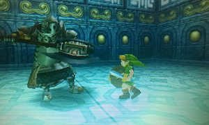 Majora's Mask frammento cuore 23