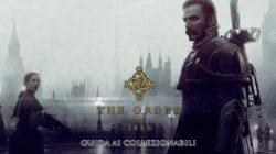 The Order 1886 –  Guida ai Collezionabili