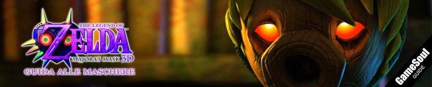 Majora's Mask: Guida alle Maschere