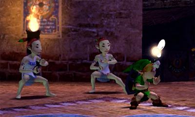 majora's mask dance