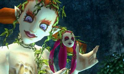 majora's mask great fairy mask