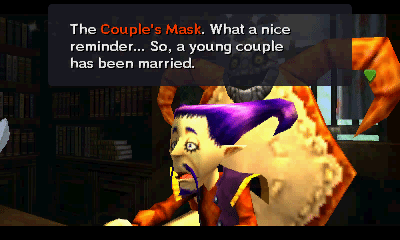 majora's mask major dotour