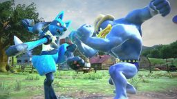 Pokken Tournament – 4 minuti di gameplay