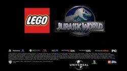 LEGO: Jurassic World – Primo trailer