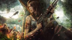 Square Enix registra Lara Croft: Relic Run