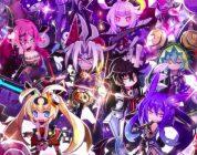 Le ragazze di Destroyer Trillion mostrate in versione anime.