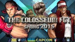 The Colosseum FGT – Spring 2015 – Torneo a Roma il 18 e 19 Aprile