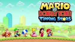 mario vs donkey kong tipping stars banner