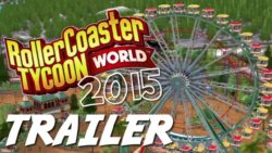Nuovo trailer per RollerCoaster Tycoon World!