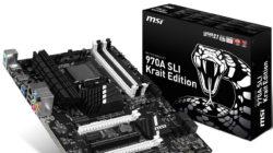MSI presenta la prima scheda madre AMD al mondo con tecnologia USB 3.1