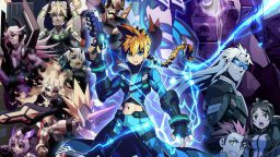 Azure Striker Gunvolt header