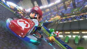 Mario Kart 8 Deluxe, un gameplay trailer esteso