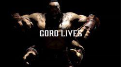 Mortal Kombat X – Goro trailer
