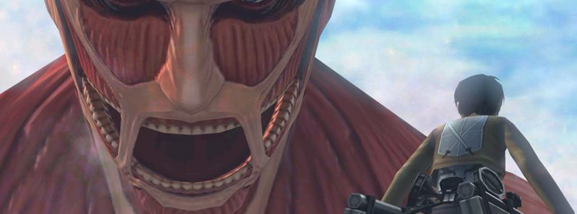 Attack on Titan: Humanity in Chains arriva in Europa