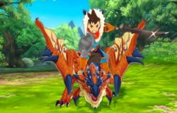 Annunciato Monster Hunter Stories per 3DS