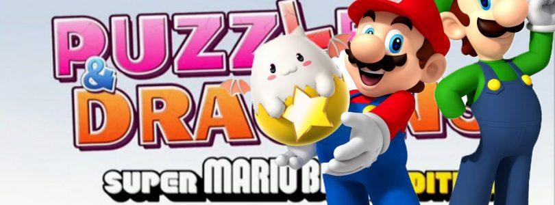 Puzzle & Dragons Super Mario Bros. Edition featurette